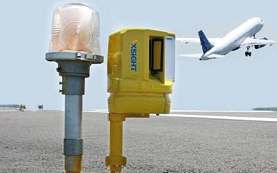 An XSight debris detection system (Photo credit: Courtesy)