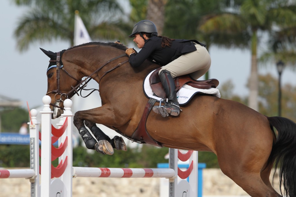 Israeli Show Jumpers Begin Equest For Greatness The