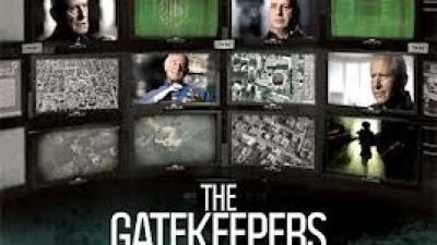 Poster for Dror Moreh's 'The Gatekeepers' (photo credit: Courtesy)