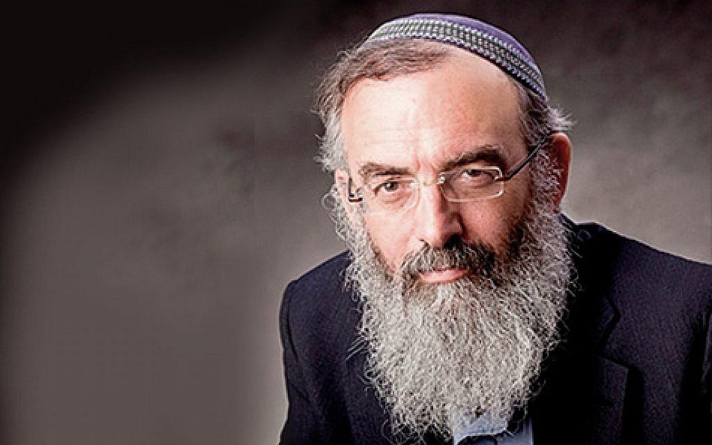 Rabbi David Stav (photo credit: courtesy Tzohar)