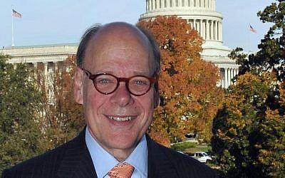 Rep. Steve Cohen (photo credit: Courtesy)