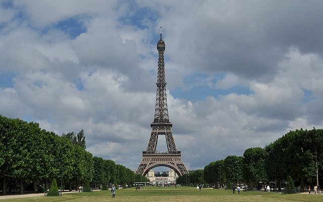 The Eiffel Tower in France (photo credit: CC BY brianburk9, Flickr)