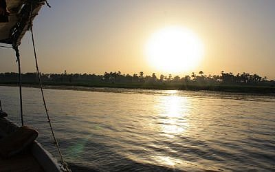 A view of the Nile River. (CC-BY plusgood, Flickr.com)