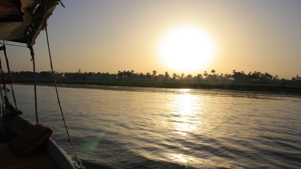 A View Of The Nile River Cc By Plusgood Flickr