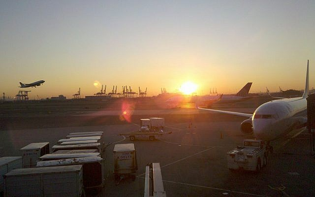 Illustrative photo of Newark airport. (CC BY/switchstyle/Flickr)