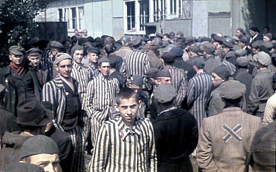 Dachau 1933 (photo credit: Vintage Everyday)