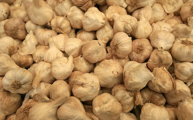 Illustrative photo of Garlic (photo credit: Nati ShohatFlash 90)