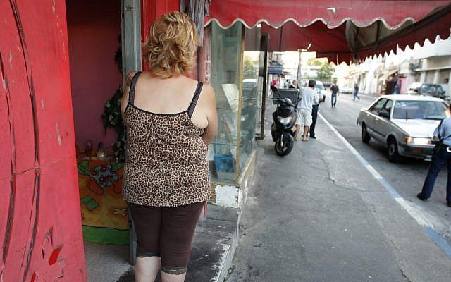 Woman in Nazareth