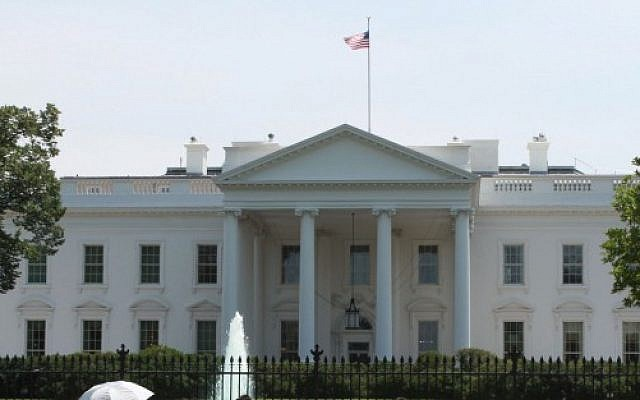 The White House in Washington DC (photo credit:Rachael Cerrotti/Flash90)