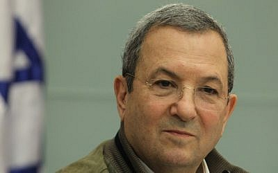 Former prime minister Ehud Barak (photo credit: Miriam Alster/Flash90)