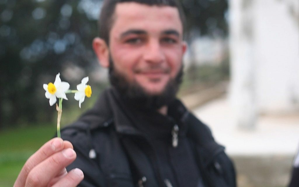 A new recruit to the militant Jihadist Al-Nusra Front. Hama, northern Syria