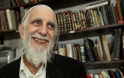 Menachem Froman, 1945-2013 (Photo credit: Moshe Shai/FLASH90)