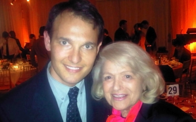 Soloway has closely followed the case of 83-year-old Edie Windsor, which will go before the US Supreme Court on Wednesday. (Courtesy of Lavi Soloway)