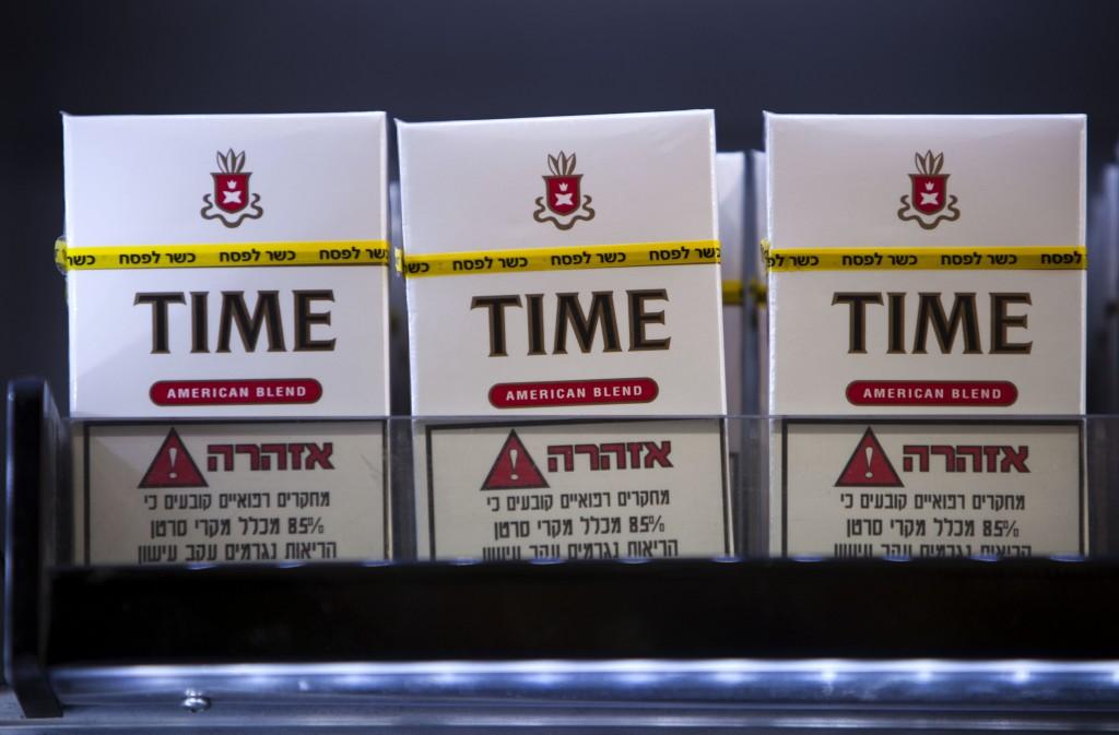 Kosher For Passover Medicine List 2020.Rabbis Fired Up Over Kosher Cigarettes For Passover The