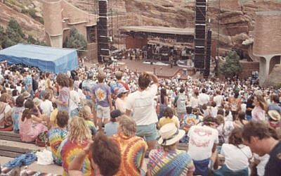 Grateful Dead fans (photo credit: Mark L. Knowles/Wikimedia Commons)