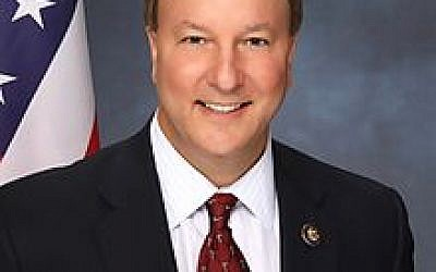 Mike D. Rogers, member of the United States House of Representatives from Alabama's 3rd district (photo credit: courtesy of the US House of Representatives)