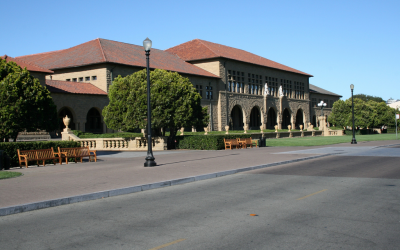 The failed Stanford divestment proposal targeted companies including Motorola and Caterpillar. (Photo credit: CC BY/the_beat via Flickr.com)