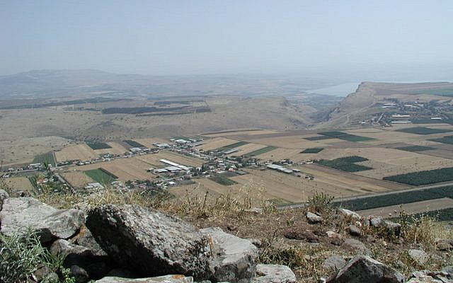 Arbel Valley (photo credit: Shmuel Bar-Am)