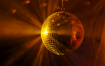 """""""This makes me forget all my problems and what I went through,"""" a Holocaust survivor says of disco dancing. (Photo credit: CC BY/Tambako the Jaguar via Flickr.com)"""