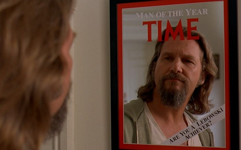 The dude abides (photo credit: Working Title Films)