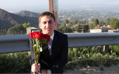 Who could say no to such a sweet Jewish boy? (YouTube screenshot)