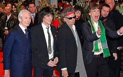 The Rolling Stones in 2008 (photo credit: CC-BY-SH Mario Escherle/Wikipedia)