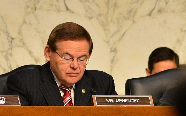 Senator Robert Menendez (D-NJ) (photo credit: CC BY-Glyn Lowe Photoworks, flickr)