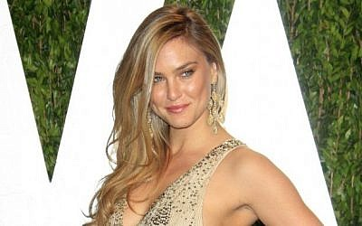 Israeli supermodel Bar Refaeli (photo via Shutterstock)