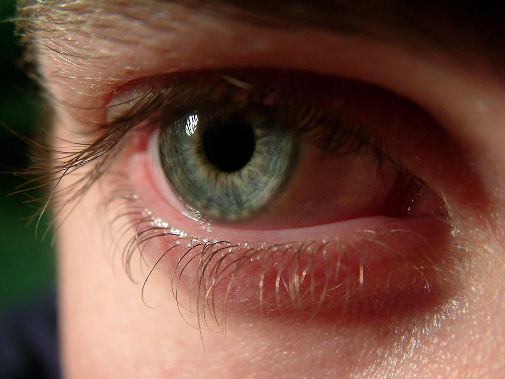 Illustrative Photo Of An Eye CC BY Samuel Johnson Flickr