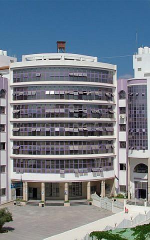 Al Azhar University in Cairo (photo credit: CC-BY-SA Pal Coder/Wikimedia Commons)
