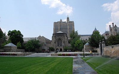 Yale University campus (CC BY-Poldavo/Flickr)