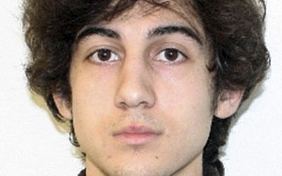 Boston bombings suspect Dzhokhar Tsarnaev (photo credit: AP/Federal Bureau of Investigation/File)