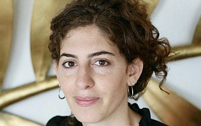 Palestinian filmmaker Annemarie Jacir (photo credit: courtesy)