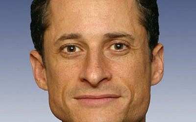 Anthony Weiner (photo: Courtesy US Congress)