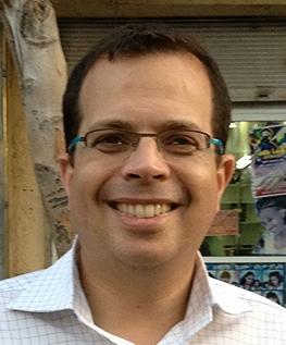 Author Liad Shoham