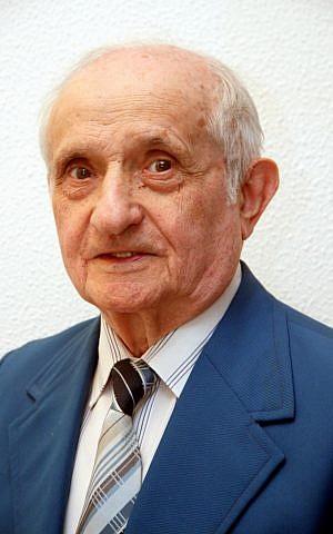 Baruch Kopold (photo credit: courtesy of Yad Vashem)