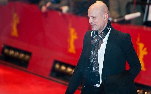 German actor Christian Berkel at the 60th Berlin International Film Festival in 2010. (photo credit: Siebbi via Wikipedia/CC)