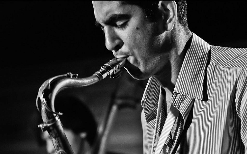 Israeli saxophonist Daniel Rotem (photo credit: courtesy of Gangi N all that jazz)