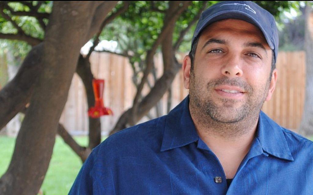 Private investigator Eric Agaki cracked the Doheny Glatt Kosher Meat Market fraud case in Los Angeles. (photo credit: Rebecca Spence/JTA)