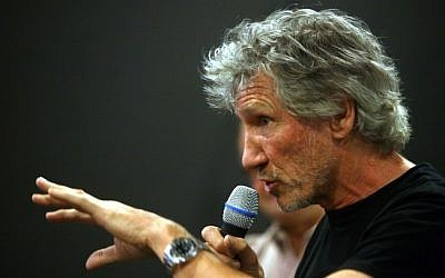 Roger Waters. (Lior Mizrahi/Flash90)