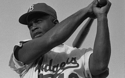 Jackie Robinson shattered baseball's color barrier in 1947