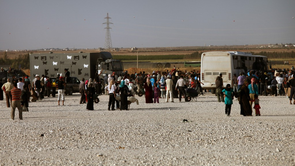 Jordan 'summarily deporting' Syrian refugees: HRW