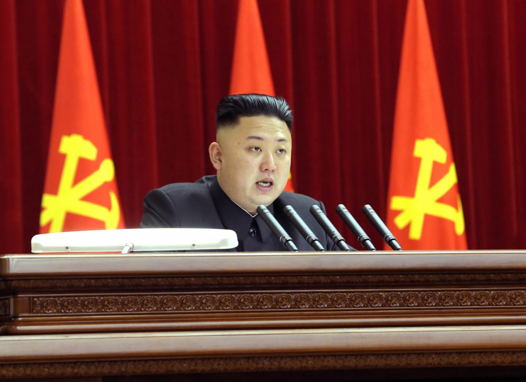 I Will Develop Nigeria and Ghana Economy - Kim Jong Un
