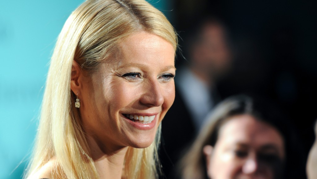 Actress Gwyneth Paltrow Attends The Tiffany U0026 Co. Blue Book Ball At  Rockefeller Center On