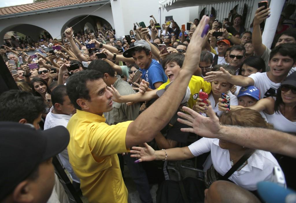 Enrique capriles radonski es homosexual marriage