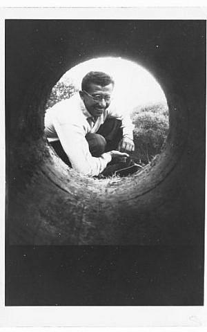 Isaac Shushan, around 1949 (Courtesy of Isaac Shushan)