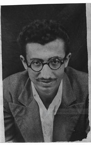 Isaac Shushan, around 1950 (Courtesy of Isaac Shushan)