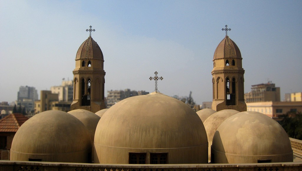 Coptic diocese says hundreds attack church in Egypt