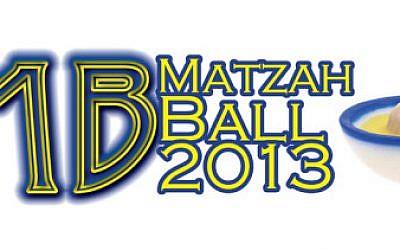 Matzah Ball logo