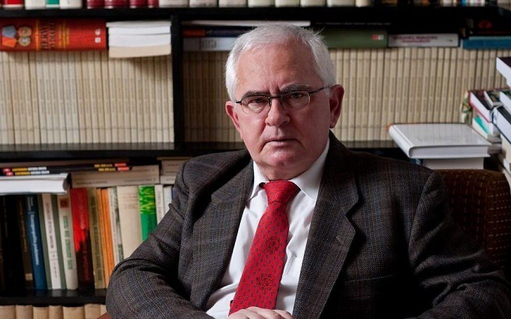 Prof. Krzysztof Jasiewicz (photo credit: Polish Photography Agency/Polska Agencja Fotografów)
